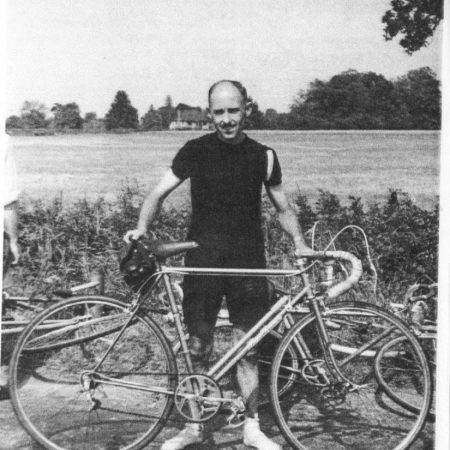 clarencourt cycling club over the hill gang founding member